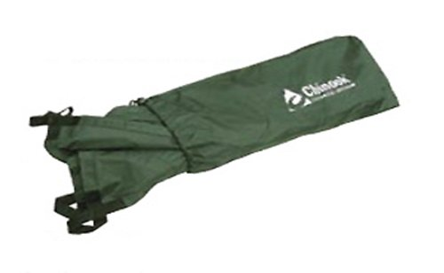 Chinook Tarp Green Pole 12-Feet x 9-Feet 6-Inch Tent, Outdoor Stuffs