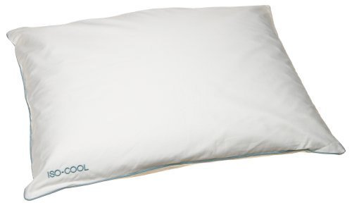 Isotonic Iso-Cool Memory Foam Pillow, Traditional Shape, ...