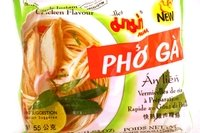 Oriental Style Instant Chand Noodles Chicken Flavor (Pho Ga) - 1.93oz [Pack of 6]