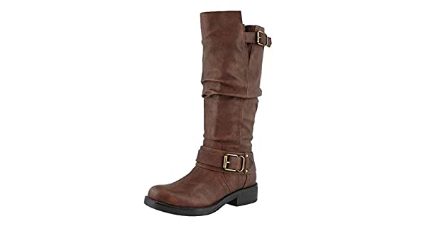 46eb0afdaa7 SoftMoc Women s Trisha Wide Calf Knee High Boot  Amazon.ca  Shoes   Handbags