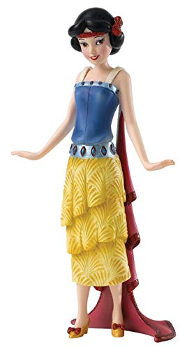 (Couture de Force Disney Art Deco Princess Snow White Dress Figurine 4053351 New)