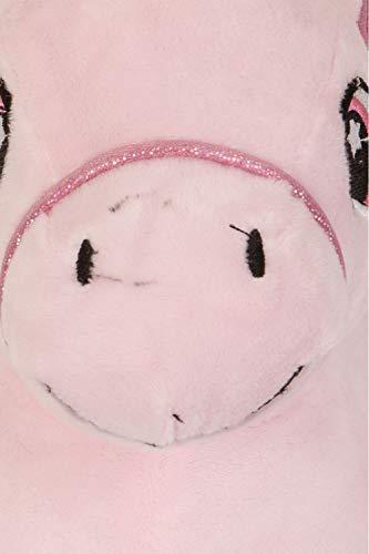de Unicorn nouveauté 3D chaude pantoufle moelleux cadeaux Flying douce Pink fun Martildo Dames licorne la 8qCpww4