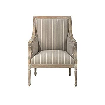 Jofran MCKENNA-CH-TAUPE, Accent Chair, 29 W X 29 D X 38 H, Set of 1