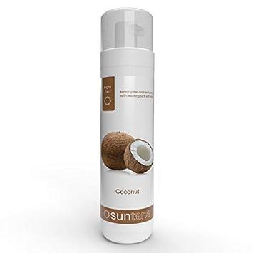 Suntana Premium Self Tan Mousse Multi Pack – 4 x 8oz Light, Medium, Dark After Dark Tan