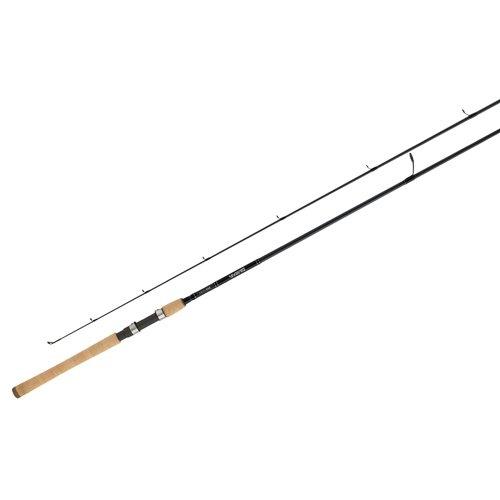 Daiwa DXS862MHXS 8-Foot 6-Inch DXS Salmon & Steelhead Spinning Rod, Medium-Heavy Power, Black Finish