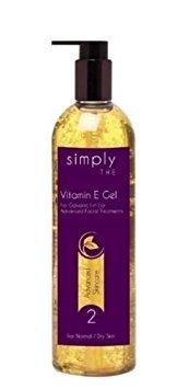 Hive Gel de vitamina E con bomba 500ml hidratante profundo para el masaje Facial código: