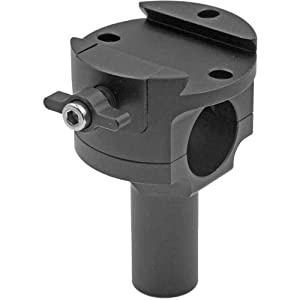 GyroVu Universal DJI Ronin-M/MX Armpost Adaptor for Glidecam and Tiffen, 25mm 319xpd kNPL