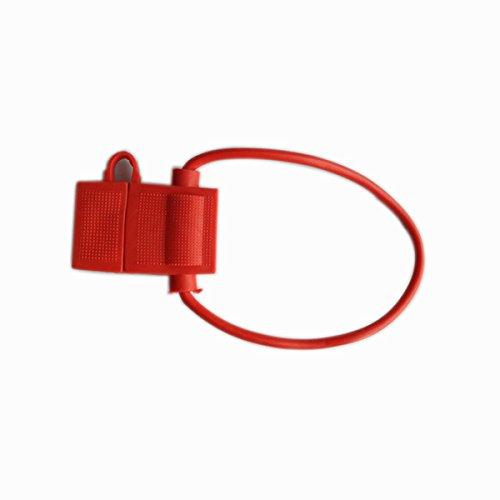 WINOMO Waterproof ATC Medium Fuse Holder Box 14 Gauge In-Line Blade 20A for Auto, Car, Truck Boat 10pcs