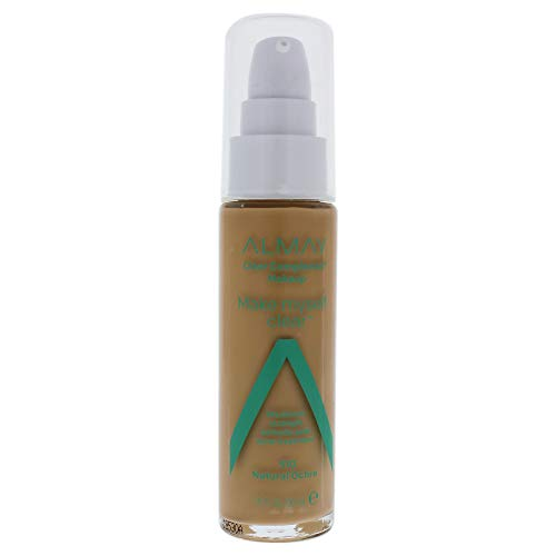 Almay Clear Complexion Makeup - 510 Natural Ochre By Almay for Women - 1 Oz Foundation, 1 Oz