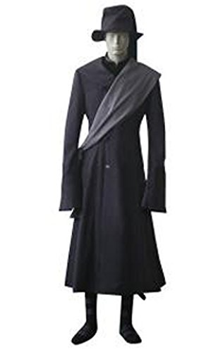 YuanCos Kuroshitsuji Undertaker Aristocrat of Evil Halloween Party Cosplay Costume