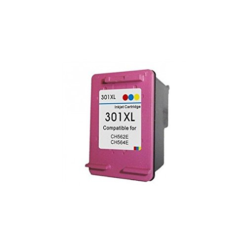 Cartucho HP 301 C XL color compatible para HP 1050,2050,2050s ...