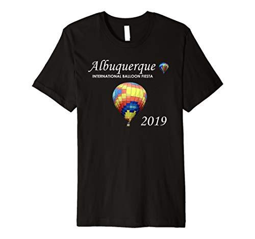 Albuquerque Hot Air Balloon Fiesta 2019 Festival Premium T-Shirt
