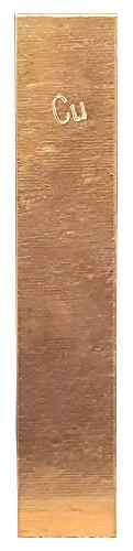 GSC International 504-4 Electrode, Flat Copper, 18 x 100mm ()