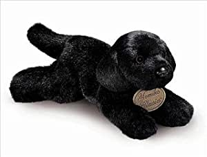Russ Berrie Yomiko - Labrador de peluche (30,5 cm), color negro