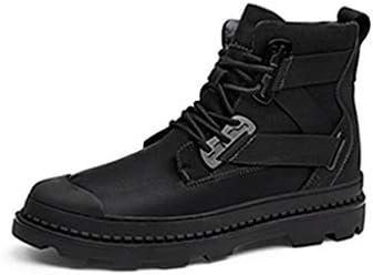 ブーツ マーティンブーツ メンズ ビジネスシューズ 革靴 ショートブーツ レースアップブーツ 防水 滑り止め 作業靴 幅広 衝撃吸収 アウトドア 大きいサイズ おしゃれ ブラック 通勤 通学 ワークブーツ 快適 黒
