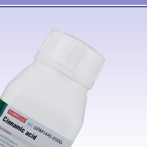 HiMedia GRM1445-500G Cinnamic Acid, 500 g by HiMedia (Image #1)