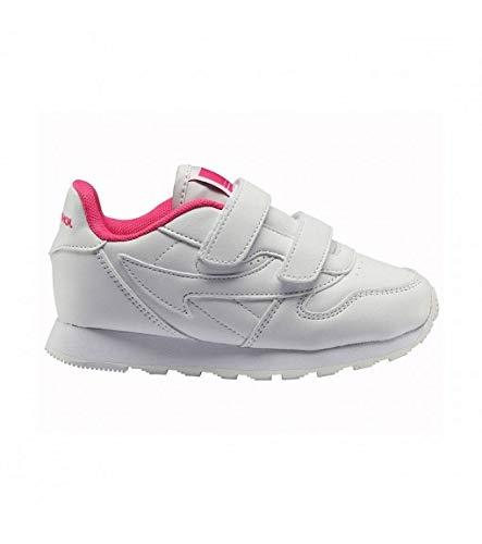 Zapatillas niños John Smith Cresirvel K (34 EU, Blanco/Fucsia): Amazon.es: Zapatos y complementos