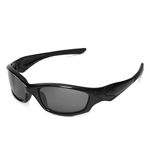 914648dd29 Walleva Replacement Lenses Or Lenses With Rubber for Oakley Straight Jacket  Sunglasses - 41 Options Available