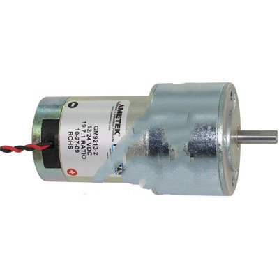 ''Pittman GM9234S023-R1 Gearmotor, 24VDC, 127rpm no load, 6.50oz/in tor const, .13/5.19A, 38.3 ratio''