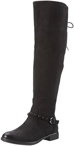 Tamaris Women's 25506 Knee high Boots Black (Black 001) low cost for sale buy cheap deals buy cheap free shipping RhQhJx3A