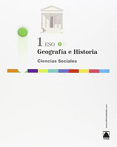 Geografía e historia 1º ESO - 9788430790418