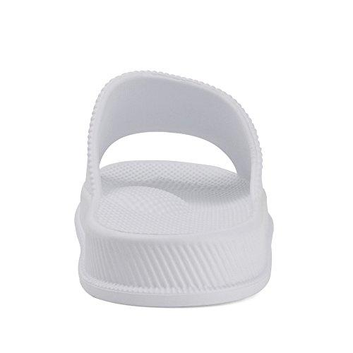 Equick Premium Kvinner Og Menn Bad Tøffelen Anti-slip For Innendørs Hjem Huset Sandal 02purpel