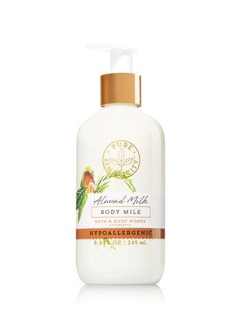 Amazon.com: Bath & Body Works hipoalergénicos Almendra Leche ...