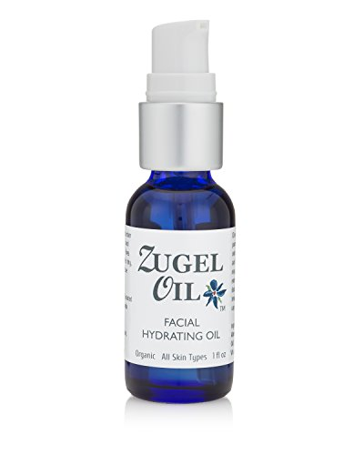 All-in-1 Natural Face, Eye, Anti-Wrinkle Moisturizer Oil -Hydrate, Heal and Protect All Skin Types with Vitamin A, C, E, Antioxidants, Retinol - 100% Organic, Pure, Cold-Pressed - by Zugel Oil (Acne Healing Cream)