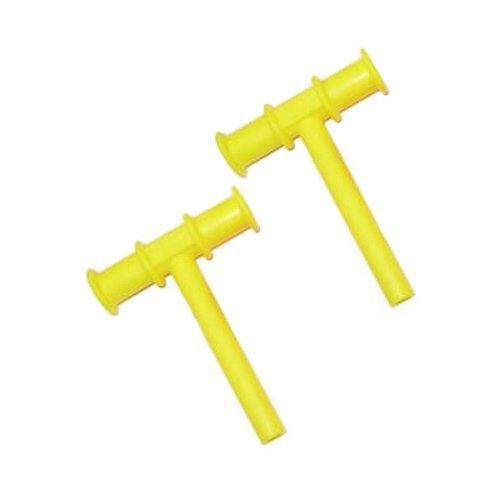 Chewy Tubes - Yellow (2 - Yellow Tube