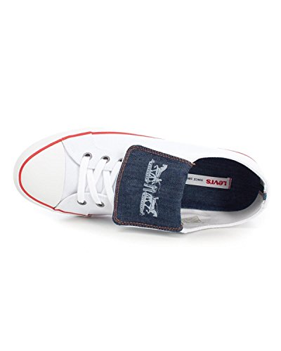 Off White Blanco Sneakers Accesorios Men Levis For wfXZIRqRx