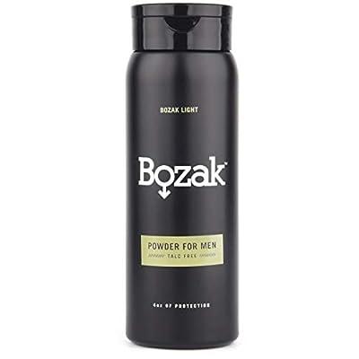 Bozak Light Body Powder
