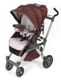Amazon.com : Orbit Baby Toddler Stroller - Mocha : Standard Baby ...