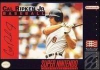 Cal Ripken Jr Baseball - Super Nintendo - SNES