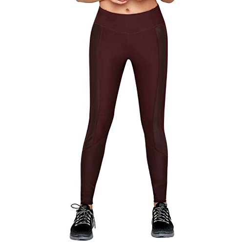 e938c37f0d0a9b 60%OFF Yogareflex Women's Active Side Panel Sports Running Workout Yoga  Pants leggings