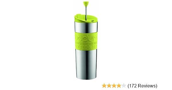 "Kaffeebereiter BODUM /""Travel Press/"" 0,35 Liter coffee maker"