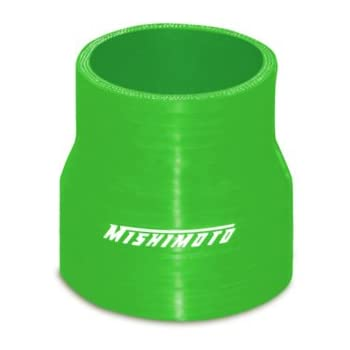 White Mishimoto MMCP-2025WH 2.0-2.5 Transition Coupler