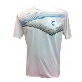 DROP SHOT Camiseta JMD Blanca-M: Amazon.es: Deportes y aire libre