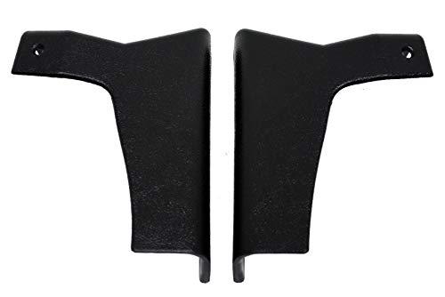 - Keen Parts C4 Corvette 1988-1989 Convertible Lock Pillar Trim (Pair)