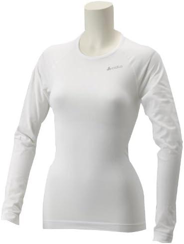 Odlo Evolution - Camiseta para Mujer, Color Negro