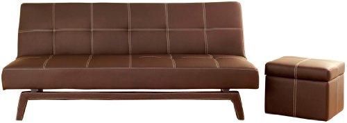 Amazon Com Dorel Home Products Delaney Sofa Sleeper