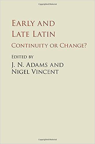 Late Latin