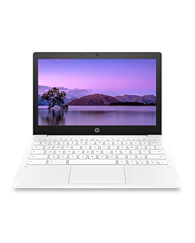 HP Chromebook 11-inch Laptop – Up to 15 Hour Battery Life – MediaTek – MT8183 – 4 GB RAM – 32 GB eMMC Storage – 11.6…