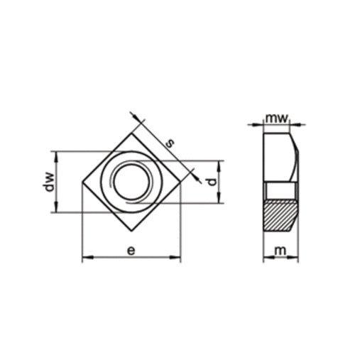 100 Stk DIN 7985 A2 M 2.5X5 TX8 Linsenkopfschrauben TORX EDELSTAHL V2A A2