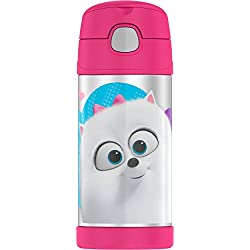 Thermos F4019LI6 Beverage Bottles, 12 Ounce, Secret Life of Pets 2