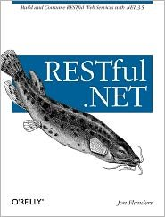 Read Online RESTful .NET 1st (first) edition Text Only PDF