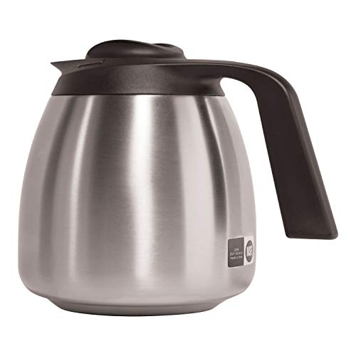 1.9 Liter Thermal Carafe, Stainless Steel/Black [ESS]