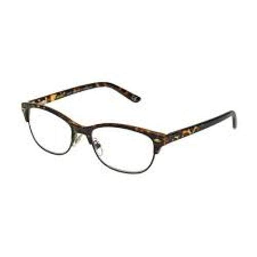 (Foster Grant Women's Cleo TOR Round Reading Glasses +3.25)