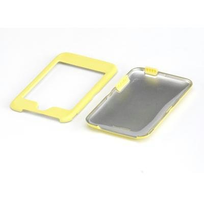 Design Mp3 Contour - Hardskin for Ipodtouch 2G Ylw