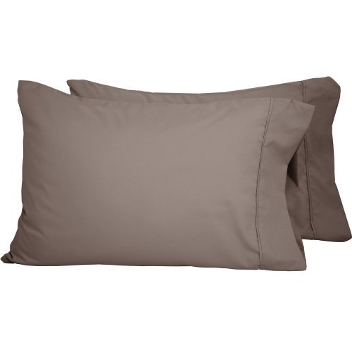 Learn More About KP Linen Pillow Case 2 Qty - 100% Cotton 400 Thread Count King/Standard Size Solid ...