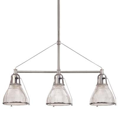Haverhill Pendant Lighting - Hudson Valley 7313-OB Haverhill Pendant, 3-Light 300 Total Watts, Old Bronze